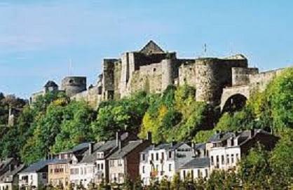 Bouillon, kasteel