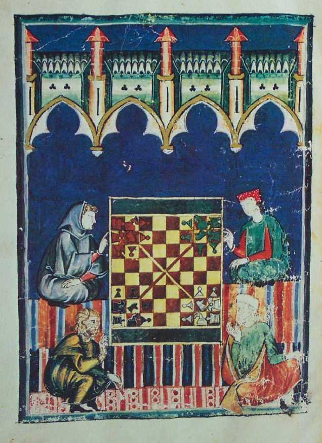 Middeleeuws schaken03