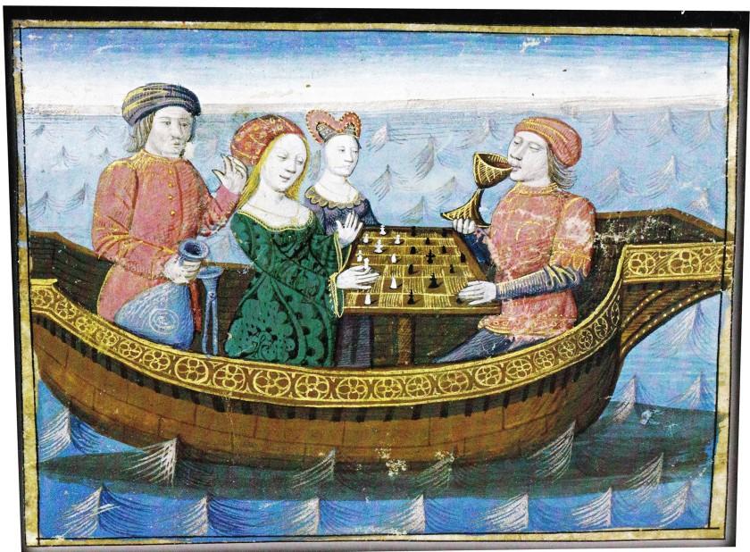 Tristan & Isolde 1470