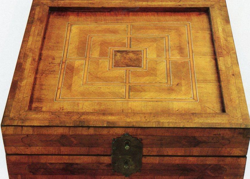 molenbord Duits eind 17e eeuw