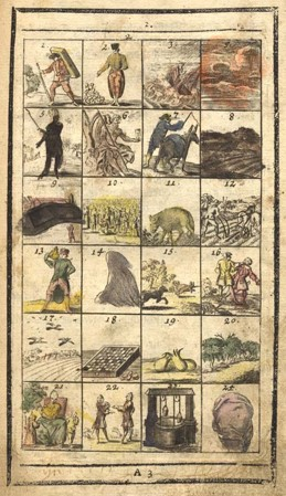 Lotteriespel 1761