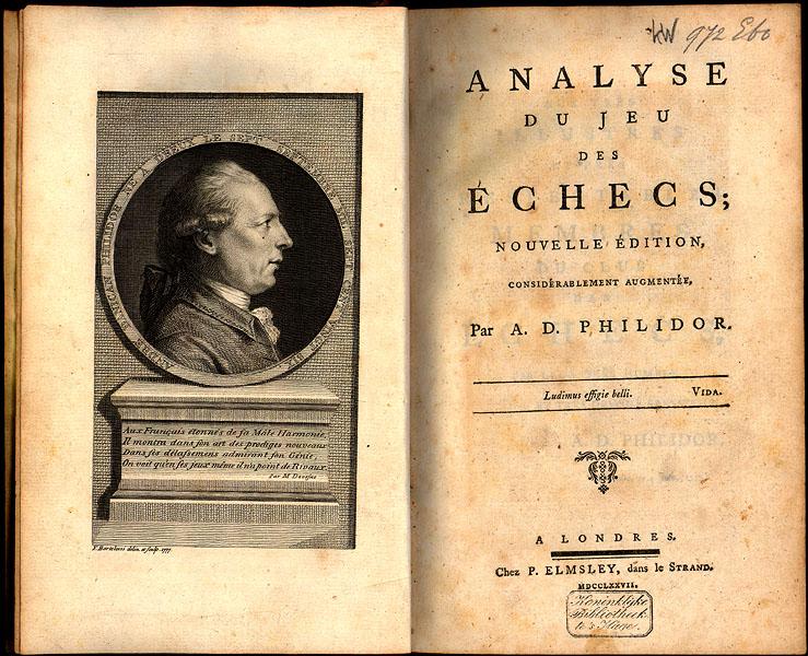 philidor boek